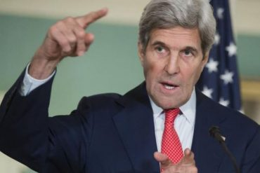 Menteri Luar Negeri AS John Kerry