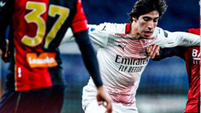 A.C.  Fakta mengerikan meski gagal menenggelamkan Milan di Genoa