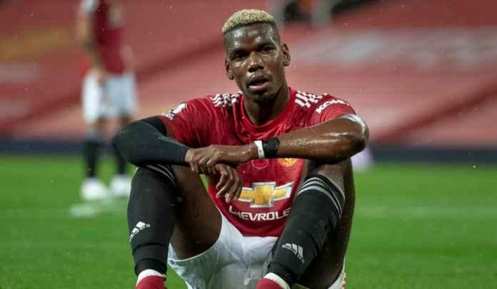 Mino Riola: Masa depan Paul Pogba di Manchester United sudah berakhir