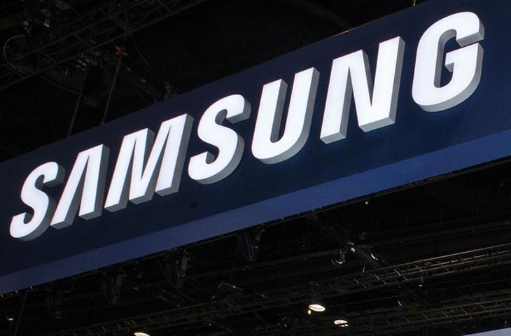 Logo Samsung.  (Ruang Berita Samsung)