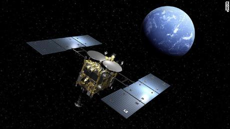 Misi Hayapusa 2 mengonfirmasi kembalinya sampel asteroid, termasuk gas, ke Bumi