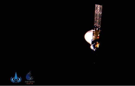 Pesawat luar angkasa Tianwen-1 China hampir mendarat di Mars