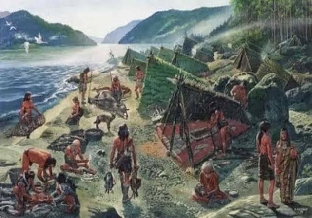 Hasil budaya zaman paleolitik