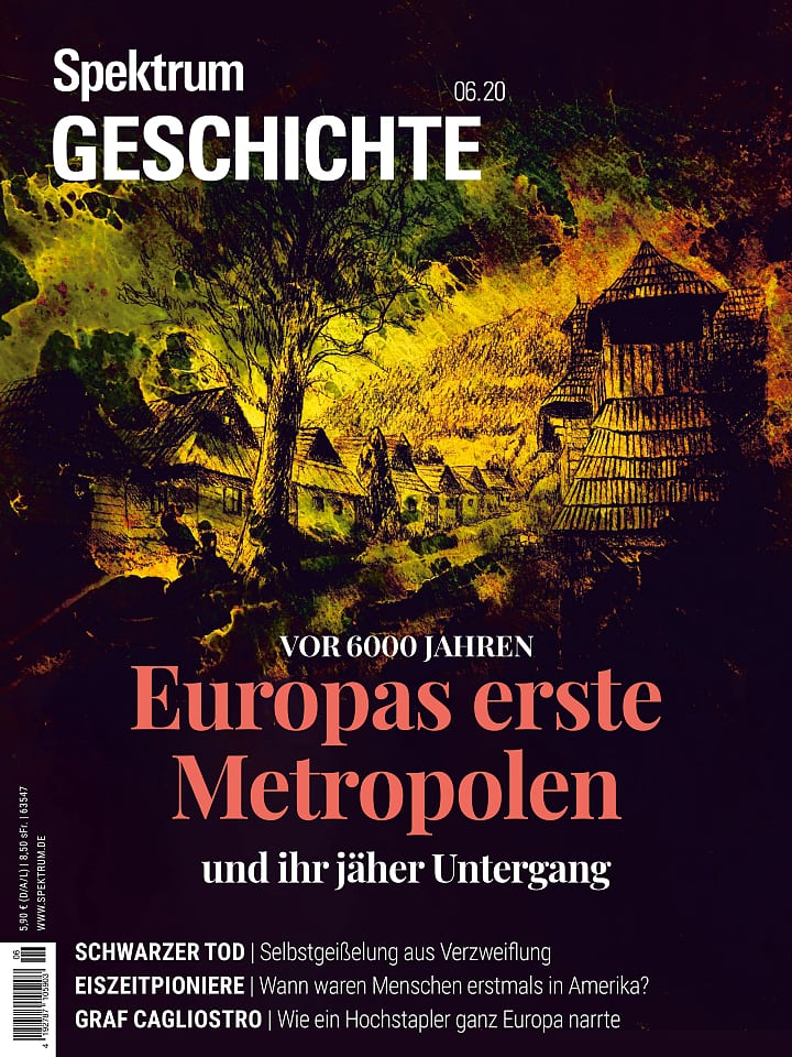 Sejarah Spectrum: 6/2020 Kota Metropolitan Terkemuka di Eropa