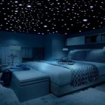 Kamar Bertema Zonal Galaxy Nyaman dengan Suasana Tenang