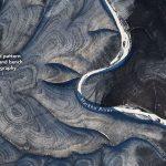NASA bingung dengan munculnya garis geografis yang aneh di Rusia – semua sisi