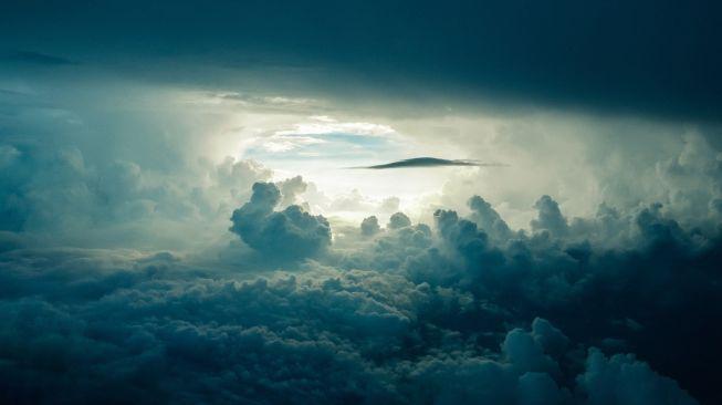 Proses membuat awan dan tipenya - foto adalah contohnya.  (Pixabay)