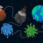 """Apa yang terjadi jika gunung berapi super meletus?  Jawab """"Mengerikan dan bau"""""""