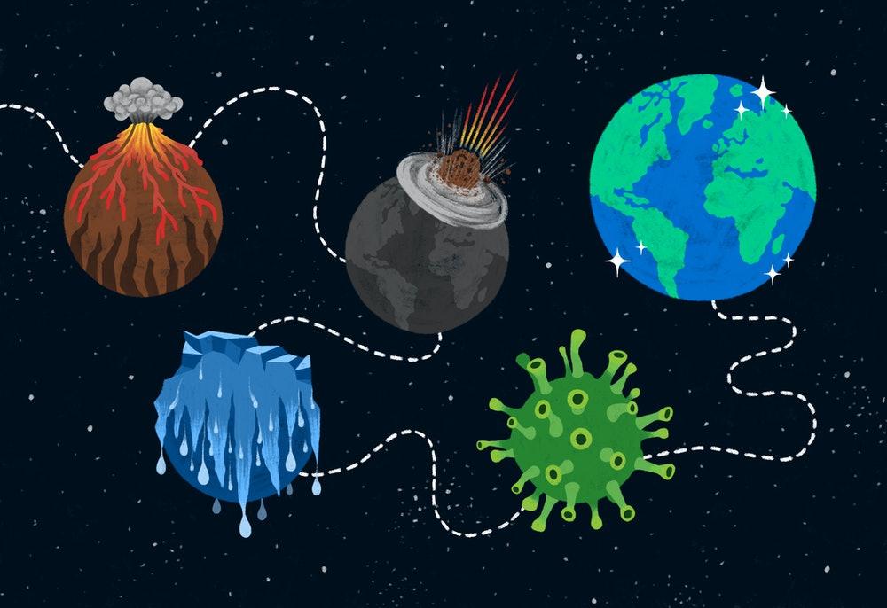 Bumi Masa Depan 2121
