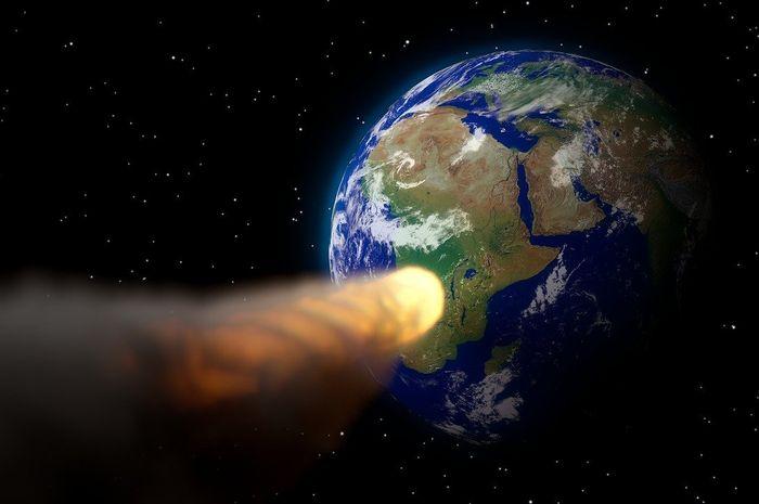 Benarkah akibat serangan asteroid, Indonesia akan diserbu pengungsi dari Eropa?