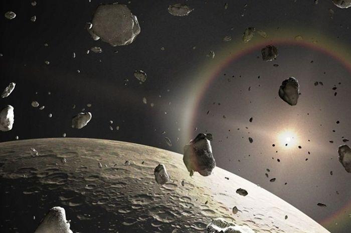 Banyak objek yang baru ditemukan berasal dari sabuk Khyber, bagian jauh dari tata surya yang dipenuhi benda-benda es.